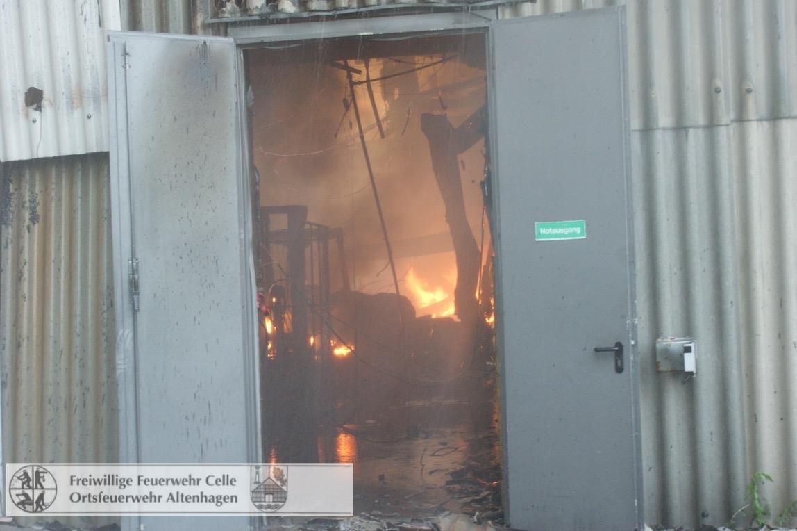 Brandeinsatz (groß)